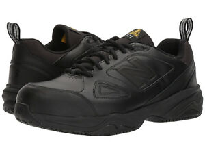 new style aeb04 4db42 Image is loading Men-New-Balance-MID627B2-Steel-Toe-Work-Shoes-