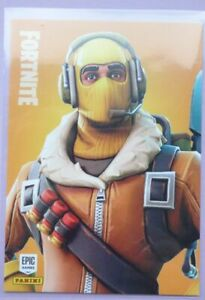 Trading Cards FORTNITE Serie 1: RAPTOR # 282, Legendary Outfit