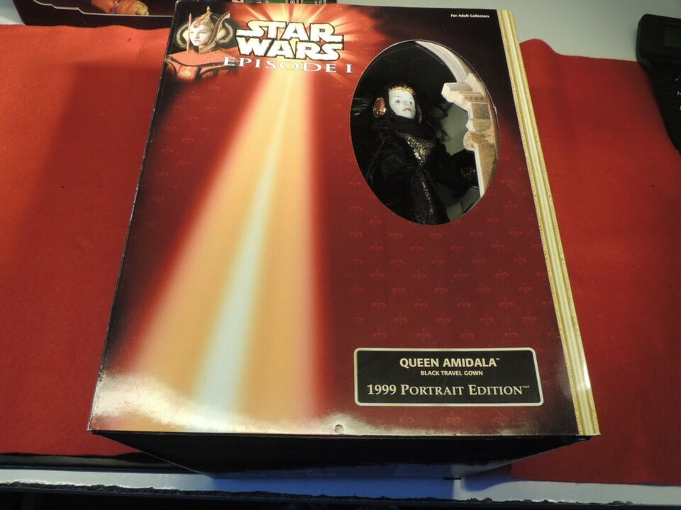 STAR WARS- QUEEN AMIDALA PORTRAIT EDITION 1999, STAR WARS