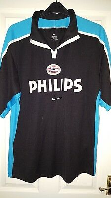 Humor Mens Football Shirt - Psv Eindhoven - Holland / Dutch - Nike - Away 2000-01 - Xl Mild En Mellow