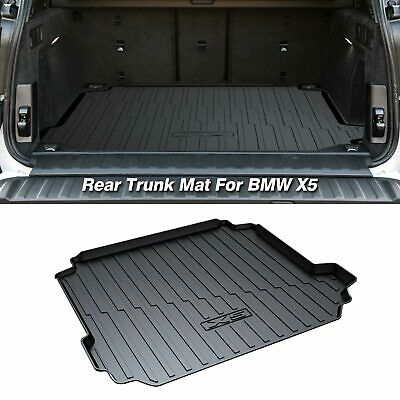 MAXLINER All Weather Custom Fit Cargo Liner Trunk Floor Mat Black for 2019-2020 BMW X5