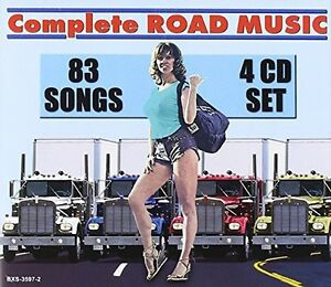 Various-Artists-Complete-Road-Music-Various-New-CD