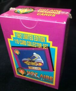 1992-Limited-Edition-110-Card-Collector-Set-Hot-Aire-Trading-Cards-Sealed-New