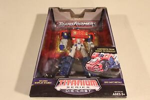 Hasbro Transformateurs de la série titane Optimus Prime 65356917202031