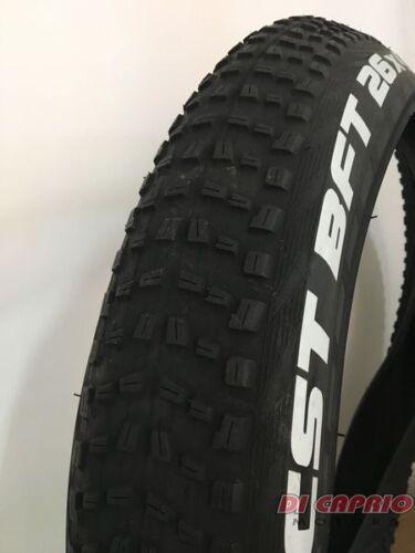 Reifen Pneumatisch Cst Fahrrad MTB für Fett Fahrrad Dim 26x4.00 Schwarz