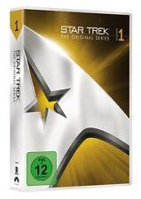 Star Trek Raumschiff Enterprise Staffel 1 [DVD] NEU DEUTSCH The Original Series