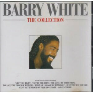 BARRY-WHITE-Collection-CD-Europe-Universal-16-Track-8347902