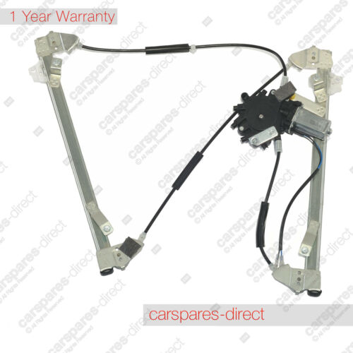 FRONT RIGHT WINDOW REGULATOR FOR VAUXHALL CORSA D 2006/>ON BRAND NEW