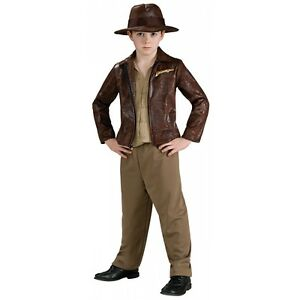 Image is loading Indiana-Jones-Costume-Kids-Boys-Treasure-Hunter-Halloween-  sc 1 st  eBay : costumes for kids boys  - Germanpascual.Com