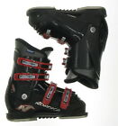 Used Nordica GPTJ Black Ski Boots Kid's Size