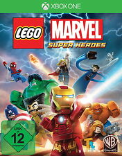 LEGO Marvel Super Heroes (Microsoft Xbox One, 2013, DVD-Box)
