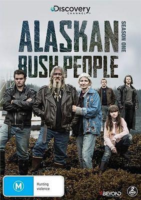 Alaskan Bush People - Season 1 : NEW  DVD