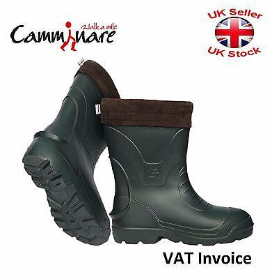 Creatief Camminare Thermal Lightweight Eva Material Wellies Wellingtons Boots-30c Voyager Speciale Zomerverkoop