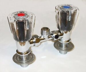 Boat, Caravan, Campervan, Horsebox chrome shower mixer tap    MM1000
