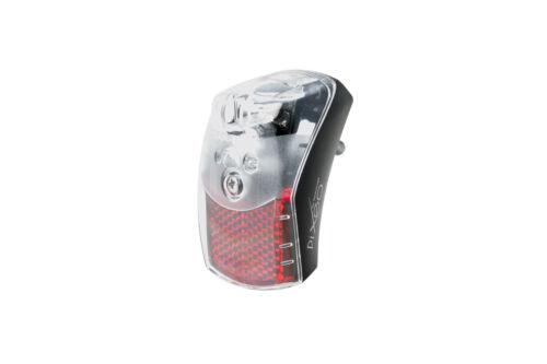 Queue lumière SPANNINGA PIXEO XB Batterie Feu Arrière Lampe Rétro Classic Lampe