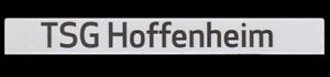 Magnet-Button - TSG Hoffenheim Text