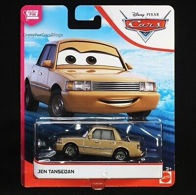 CARS 3 Mattel Disney Pixar JEN TANSEDAN