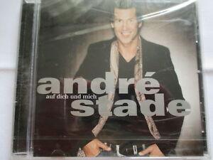 Andre-Stade-Auf-Dich-und-Mich-Ariola-CD-Neu-amp-OVP