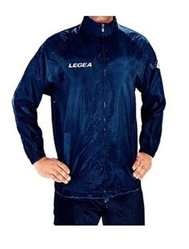 K-Way Legea Italia Tornado K201 Colore Blu 0004