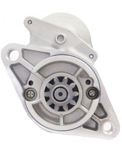 STARTER MOTOR FOR TOYOTA HI-ACE LH103 LH113 LH125 ENGINE 3L 2.8L 1989-2000