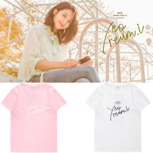Kpop-Jung-Eun-Ji-T-shirt-YEOREUM-I-Concert-Tshirt-Apink-Unisex-Cotton-Tee-E080