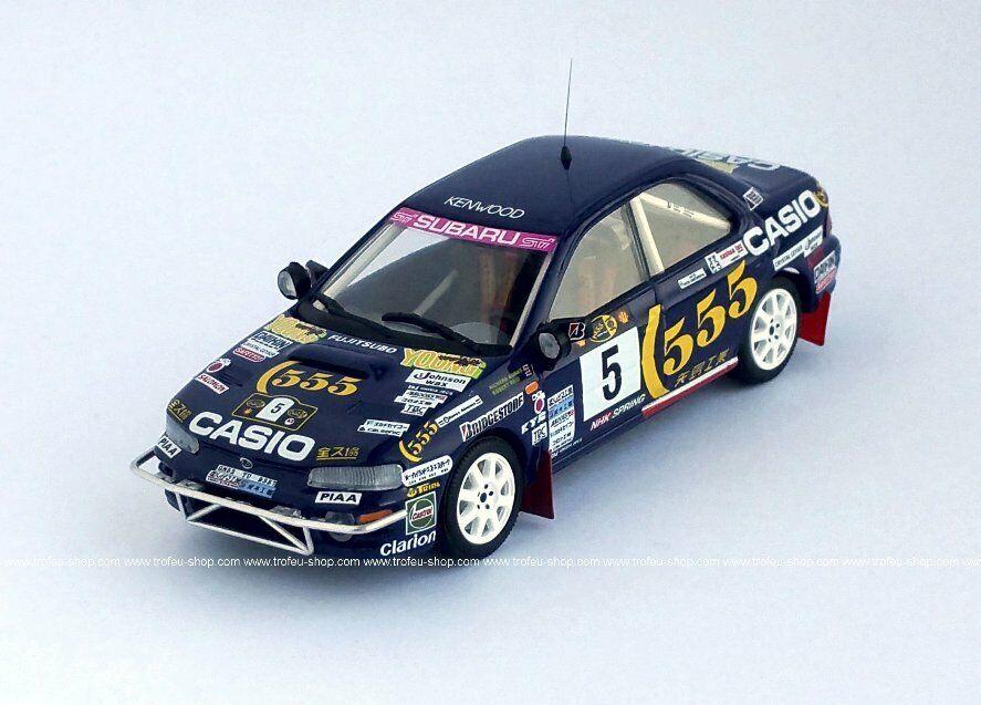 Subaru impreza safari rally 1995 richard burns robert reid-troféu 630