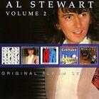 AL STEWART - ORIGINAL ALBUM SERIES VOL.2 5 CD NEU