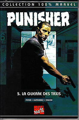 100% Marvel : Punisher : N° 5 La Guerre Des Taxis