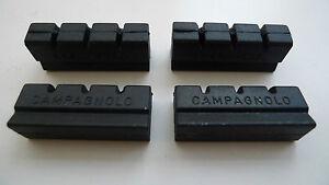 Vintage-NOS-Campagnolo-Super-Record-brake-pads-new-mint-set-of-4