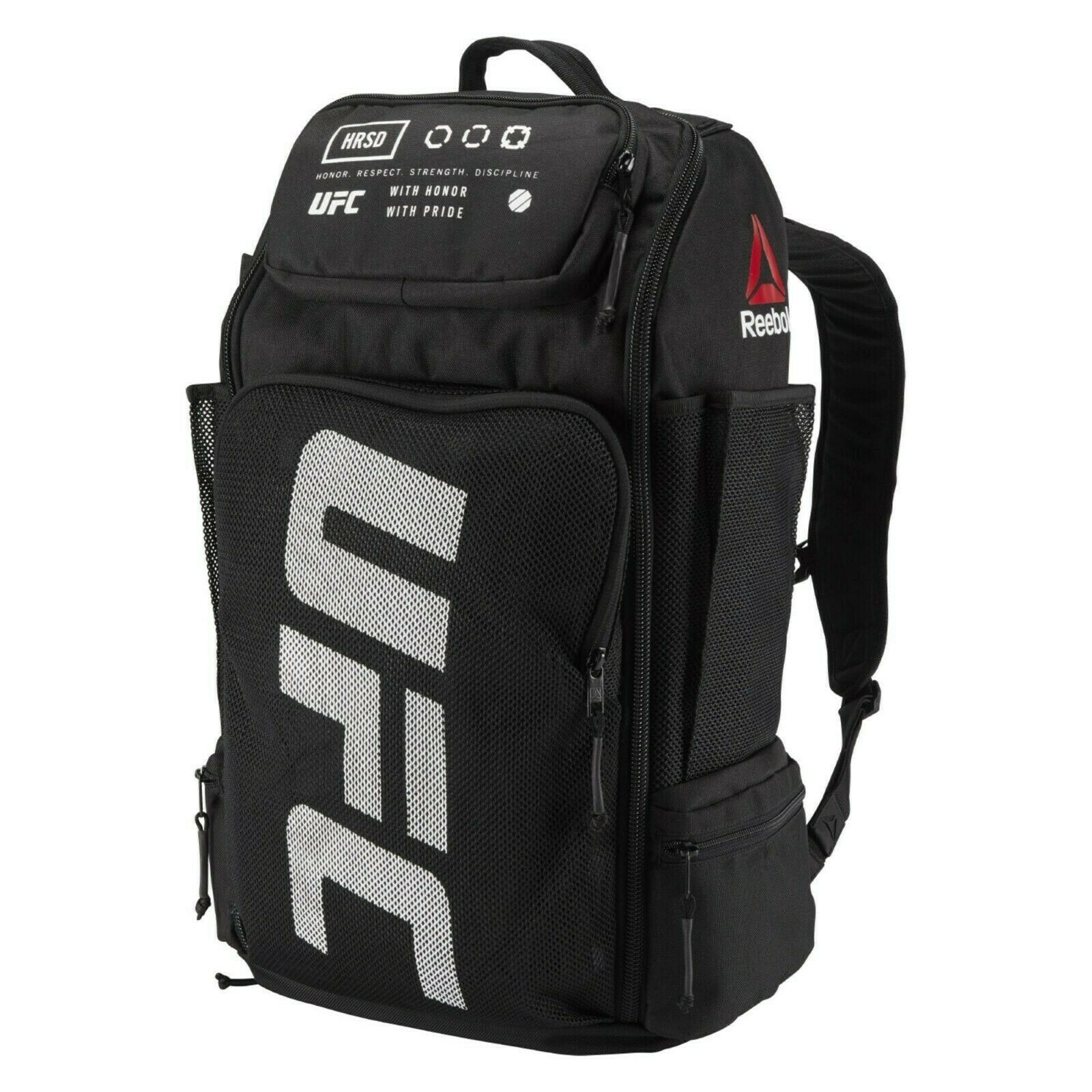 Bad Boy Ufc Mma Backpack Gym Bag Multi