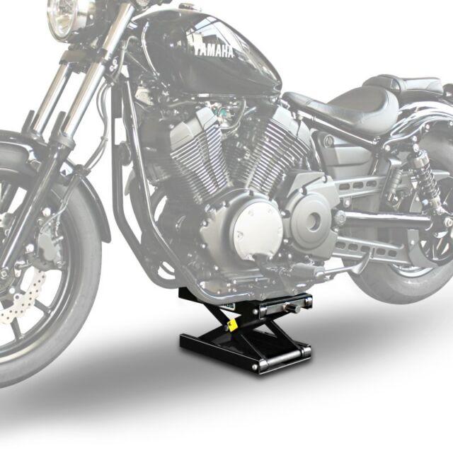 Quad/ATV Scissor Jack Lift ConStands Mid-Lift M black Paddock Stand