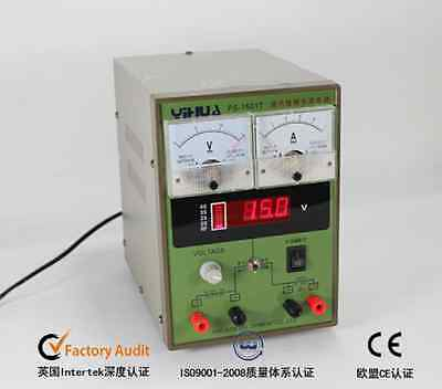 Precision Variable Adjustable Power Supply for iphone Repair Maintain 15V 1A DC
