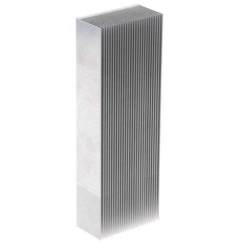 Aluminum Heatsink Cooling Fin 200mm x 69mm x 36mm for CPU Power Amplifier#3