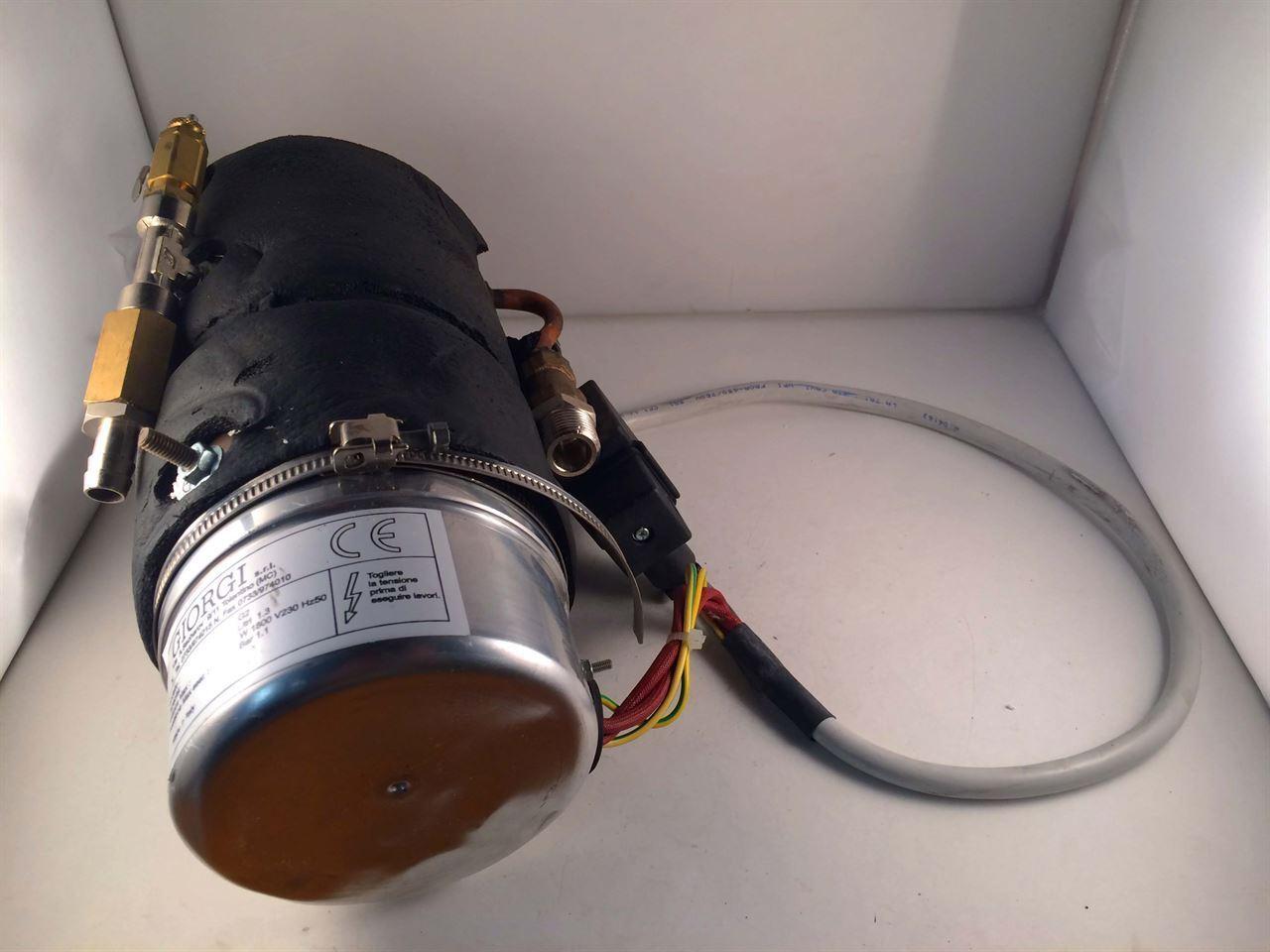Ricambio caldaia w1800  box doccia Titan grupcaldtit