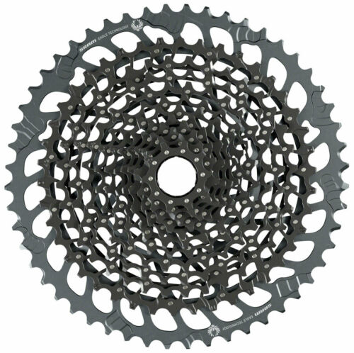 12-Speed, SRAM GX Eagle XG-1275 Cassette GX Eagle XG-1275 12-Speed Cassette