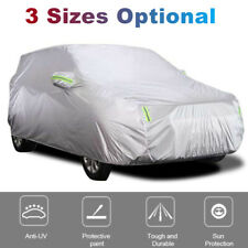 Suv Full Car Cover Waterproof Sun Rain Snow Wind Dust Resistant Protection Y8m3 Fits Jeep