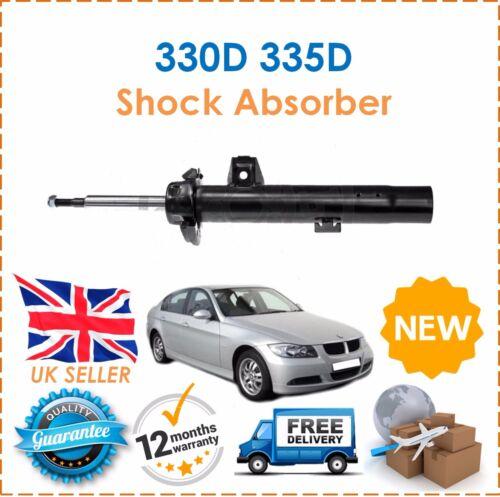 For BMW 330D 335D 2005-2011 Front Driver Side Shock Absorber Shocker Damper New