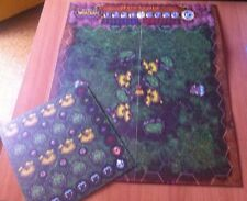 ASHENVALE VALTETRA Map Tabella +Accessori World of Warcraft WOW Miniatures MAPPA