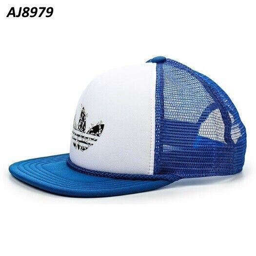 los angeles the latest pretty nice ADIDAS ORIGINALS HERITAGE TRUCKER CAP Snapback AJ8979 Size OSFM