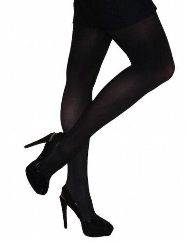 Black 1 Pair Nylon Essexee Legs 40 Denier Sensory Opaque Control Tights
