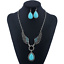 Chic-Bib-Collar-Choker-Chunky-Rhineston-Crystal-Chain-Pendant-Statement-Necklace thumbnail 28