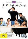 Friends : Season 3 (DVD, 2010, 4-Disc Set)