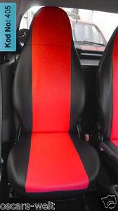 Smart FORTWO 1+1 I 1998-2007 Sitzbezüge Sitzbezug Schonbezüge