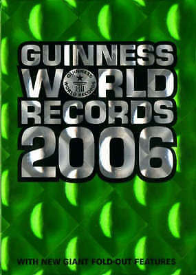 1 of 1 - Guinness World Records: 2006 by Guinness World Records Limited (Hardback, 2005)