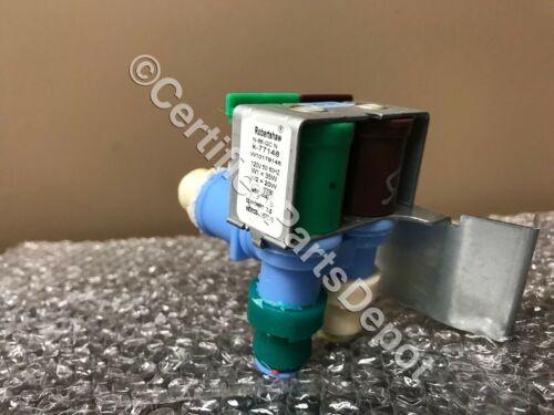 Brand New Genuine WhirlpoolRefrigerator W10179146 Water Inlet Valve WPW10179146