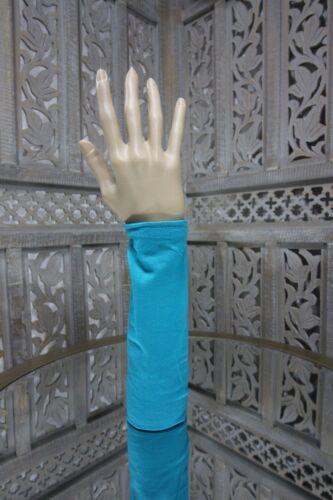 Guanti islamica Braccio Maniche-Senza Pizzo Long