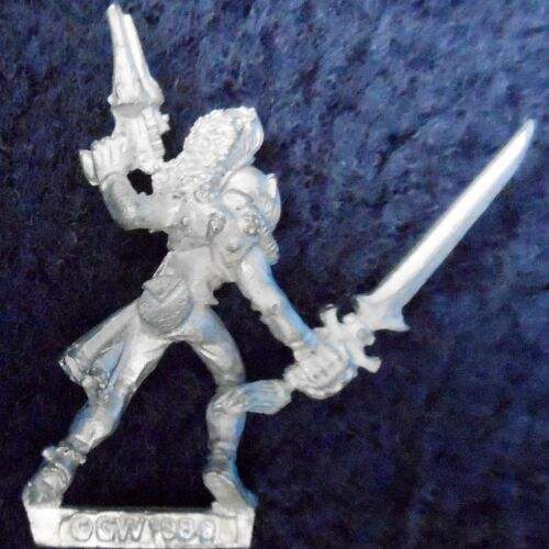 1988 Harlequin trouper 4 Rogue Trader ELDAR Harlequins élites warhammer 40 k GW