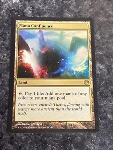 English Magic 1x Mana Confluence MTG Journey Into Nyx Near Mint x1