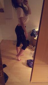 S 8 10 Karrimor Running Gym 34 length Leggings in Black amp Pink Sportswear - London, London, United Kingdom - S 8 10 Karrimor Running Gym 34 length Leggings in Black amp Pink Sportswear - London, London, United Kingdom