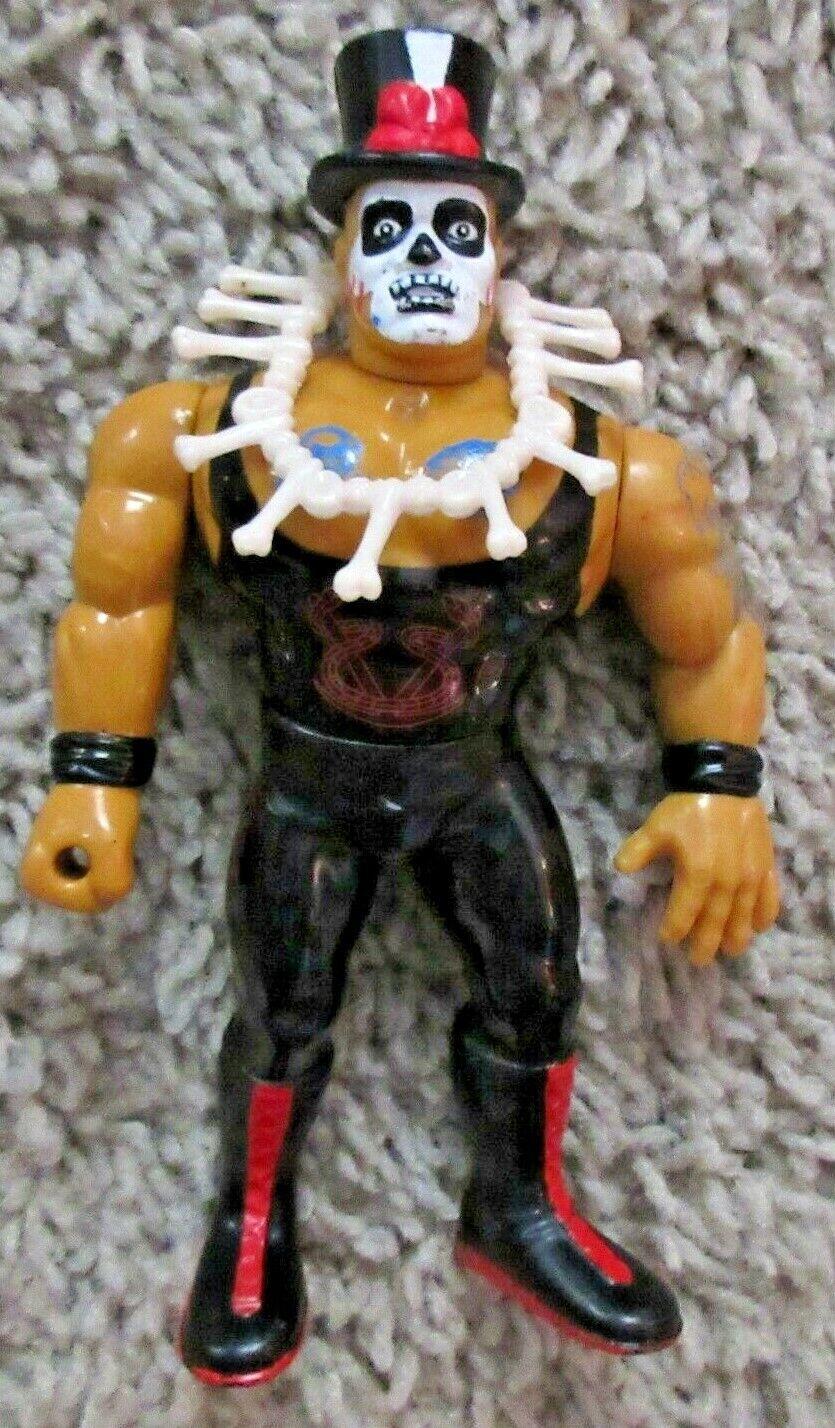 WWF HASBRO PAPA SHANGO WITH NECKLACE RARE WWE WCW NWA